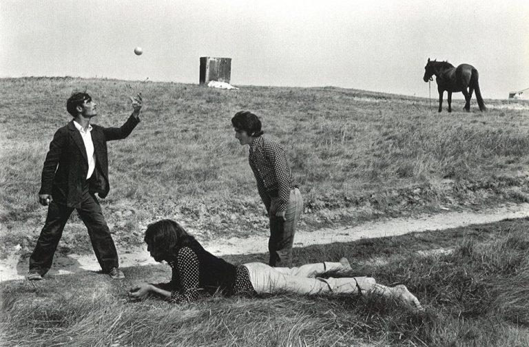 10 Frases Sobre Fotografía De Josef Koudelka David García