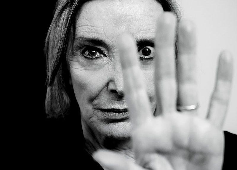 Fotografía actriz Nuria Espert