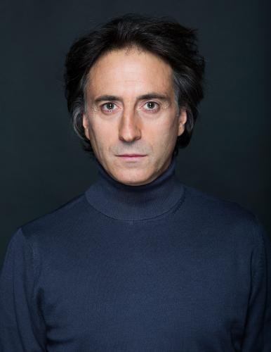 Fotografía al actor Borja Peña