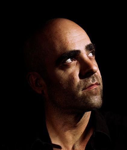 Fotografía actor Luis Tosar