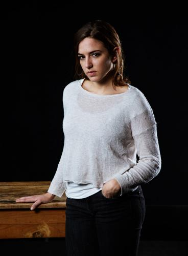 Fotografía a la actriz Marina Salas
