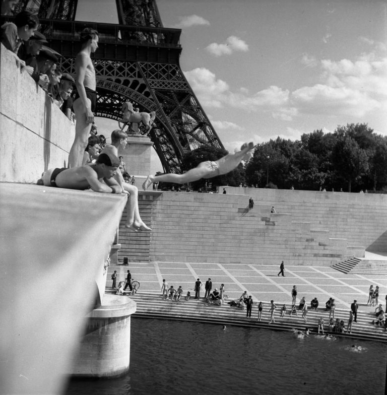 Fotografía de Robert Doisneau