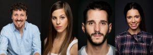 Fotógrafo para books actores y actrices en Madrid