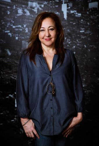 Fotografía a la actriz Carmen Machi